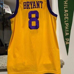 Nike Shirts - Vintage Nike Lakers Kobe Bryant Basketball Jersey